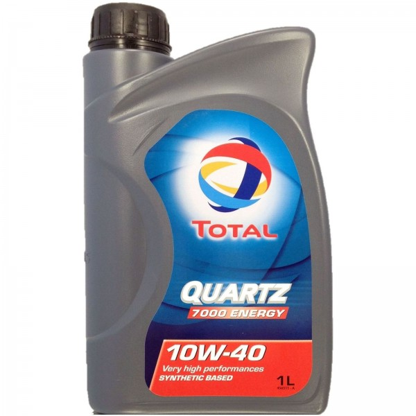 10W 40 Total Quarz Energy 7000